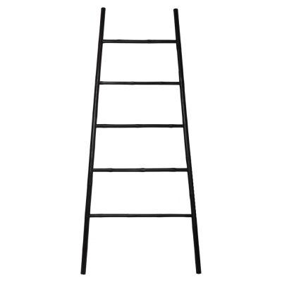Hammad Commercial Grade Bamboo Ladder Rack, Splayed