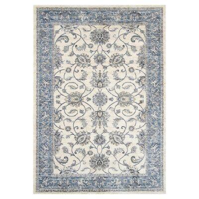 Atlas Saniya Oriental Rug, 160x235cm, Cream