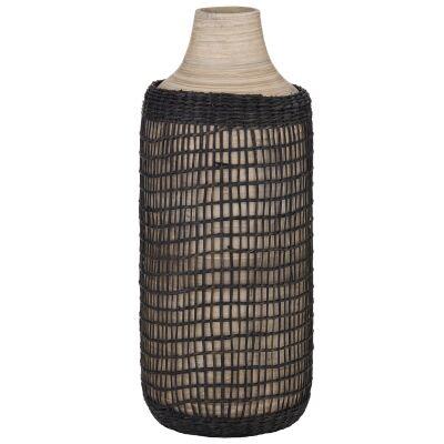 Helki Wooden Bud Vase, Large