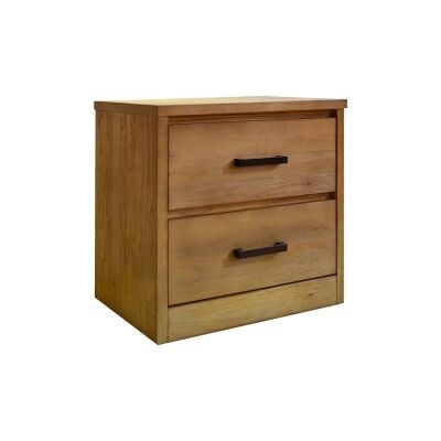 Barnard Mountain Ash Timber Bedside Table