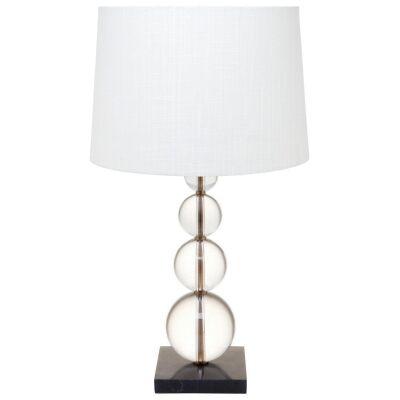 Gabriella Crystal Ball Table Lamp