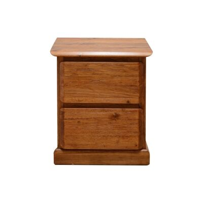 Amold Mountain Ash Timber Bedside Table