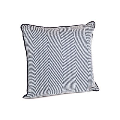 Candace Feather Filled Scatter Cushion, Blue