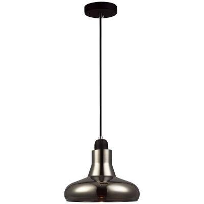 Barrosa Glass Pendant Light, Dome