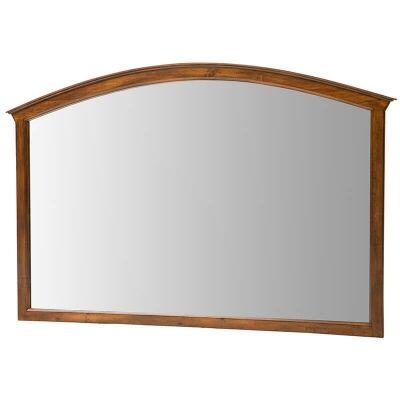 Bahama Reclaimed Timber Frame Dressing Mirror, 158cm