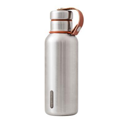 Black + Blum Stainless Steel Insulated Water Bottle, 500ml, Orange