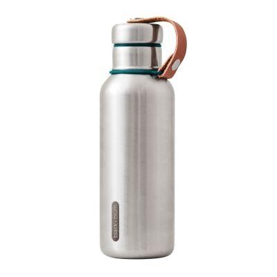 Black + Blum Stainless Steel Insulated Water Bottle, 500ml, Ocean