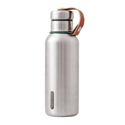Black + Blum Stainless Steel Insulated Water Bottle, 500ml, Olive