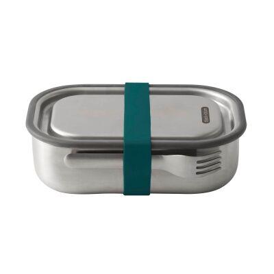 Black + Blum Stainless Steel Lunch Box, Ocean