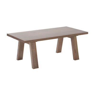 Everett Victoria Ash Timber Coffee Table, 120cm