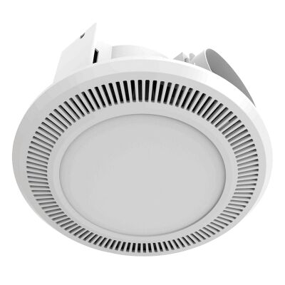 Ultraline Round Exhaust Fan with LED Panel