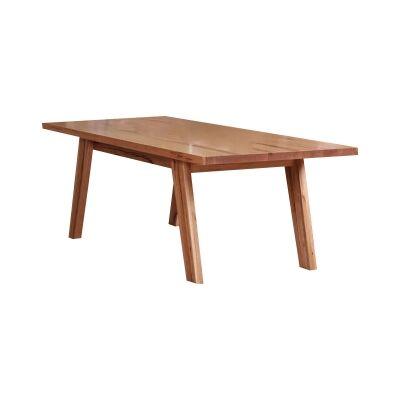 Bendigo Messmate Timber Dining Table, 180cm