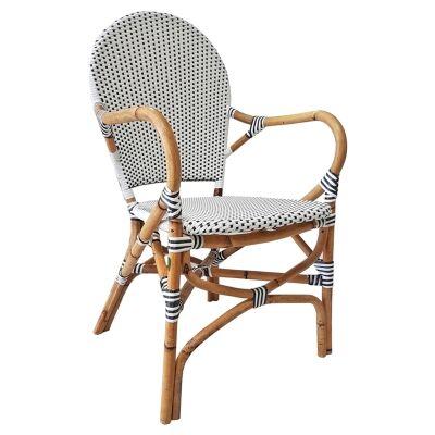 Parisian Rattan Bistro Chair