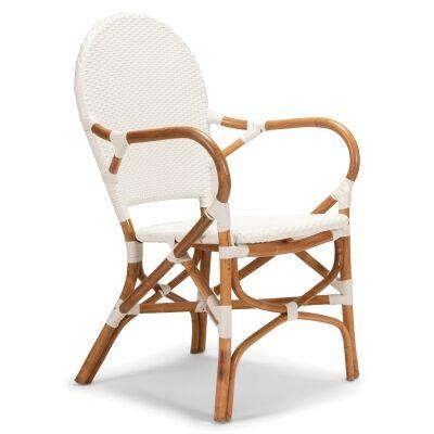 Carmila Rattan Bistro Chair