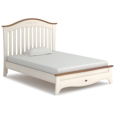 Boori Provence Wooden Bed, Double