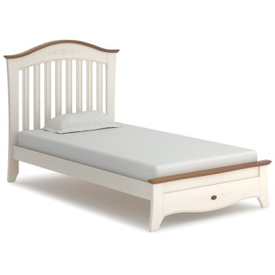 Boori Provence Wooden Bed, King Single