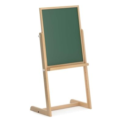 Boori Tidy Wooden Magnetic Drawing Board, Almond