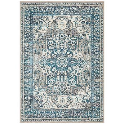 Babylon Oriana Bohemian Rug, 200x290cm, Blue