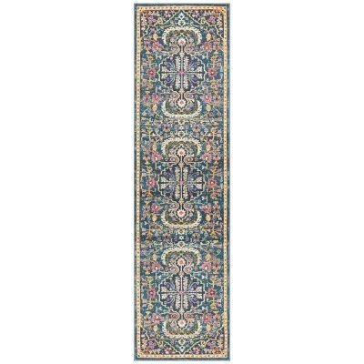Babylon Titania Bohemian Runner Rug, 80x500cm