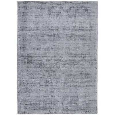 Bliss Hand Loomed Modern Rug, 400x300cm, Grey