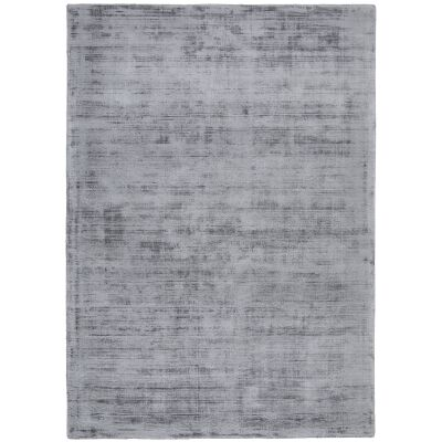 Bliss Hand Loomed Modern Rug, 280x190cm, Grey