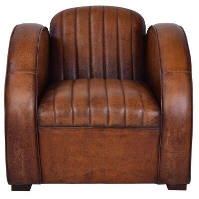 Haxey Leather Armchair