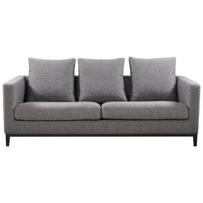 Lyra Commercial Grade Fabric Sofa, 3 Seater