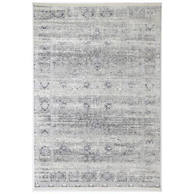 Bohemian Paradise No.02 Transitional Rug, 330x240cm, Grey