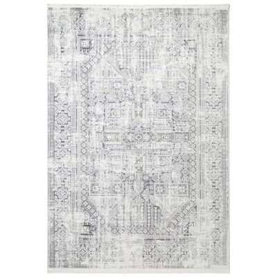 Bohemian Paradise No.03 Transitional Rug, 290x200cm, Grey