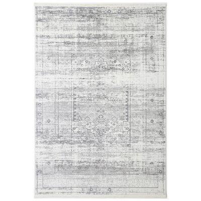 Bohemian Paradise No.04 Transitional Rug, 230x160cm, Grey
