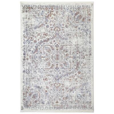 Bohemian Paradise No.07 Transitional Rug, 230x160cm, Grey Multi