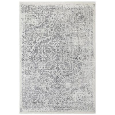 Bohemian Paradise No.07 Transitional Rug, 290x200cm, Grey