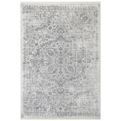 Bohemian Paradise No.07 Transitional Rug, 330x240cm, Grey