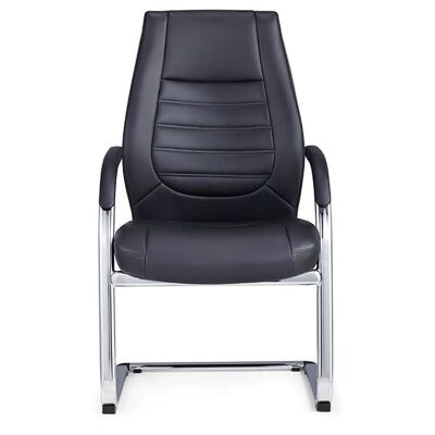 Boston PU Leather Visitors Chair