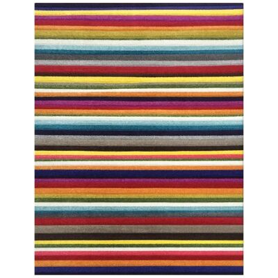 Charlotte Stripes Modern Rug, 80x150cm