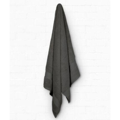 Algodon St Regis Cotton Bath Sheet, Charcoal