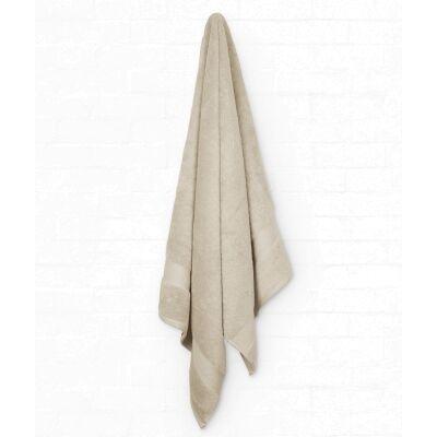 Algodon St Regis Cotton Bath Sheet, Stone