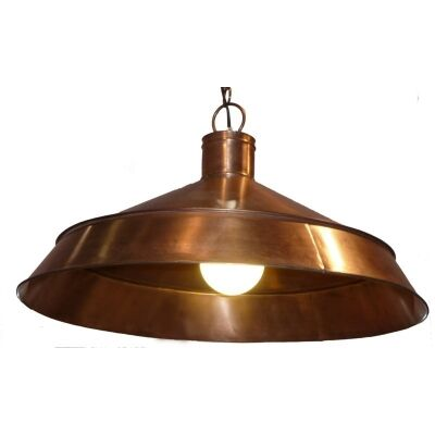 Kempen Metal Funnel Pendant Light