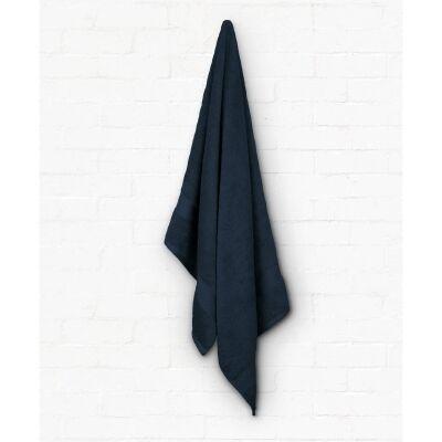 Algodon St Regis Cotton Bath Towel, Navy