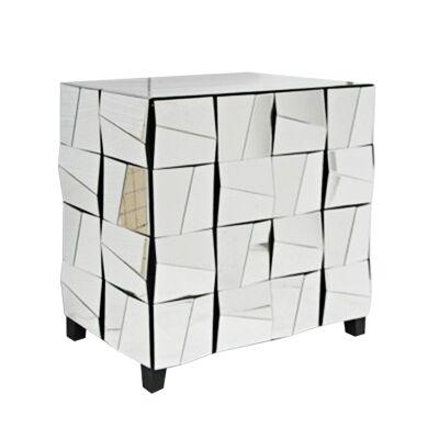 Iluka Mirrored Cabinet