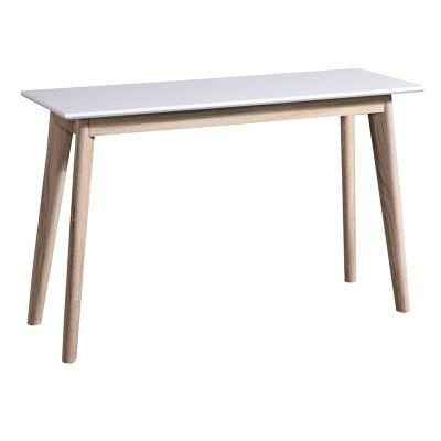 Otta Scandinavian Wooden Hall Table