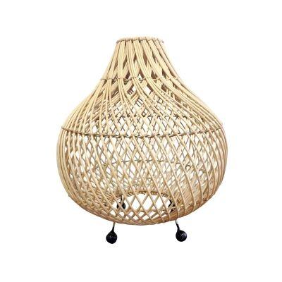 Centong Rattan Table Lamp Shade, Natural