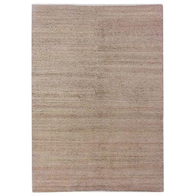 Boheme Hand Tufted Wool Rug, 350x450cm, Tan