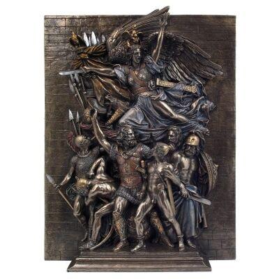 Figurine of La Marseillaise by Francois Rude
