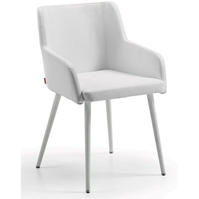 Tryon Side Armchairs - White