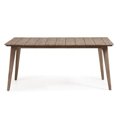 Cadiz Solid Acacia Timber 175cm Indoor/Outdoor Dining Table