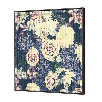 Magivision Framed 3D Wall Art, Rose Bouquet, 80cm