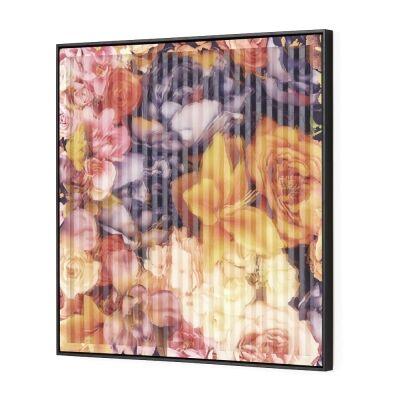 Magivision Framed 3D Wall Art, Spring Bloom #2, 80cm