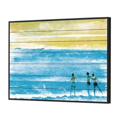 Instant Chill Framed Canvas Wall Art, 90cm