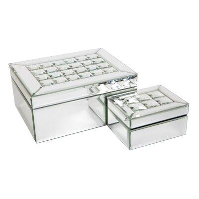 Carrington Jewellery Box - Small